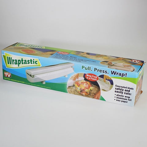 Wraptastic - Wrap and Foil Cutter and Storage