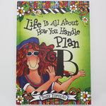 "Suzy Toronto Gift Book - ""Life is All About How You Handle Plan B"""