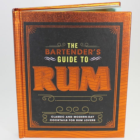 'The Bartender's Guide to Rum' Book