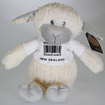 Medium Sheep Soft Toy in T-Shirt