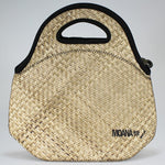 Moana Road - Flax Print Zippered Lunch Bag