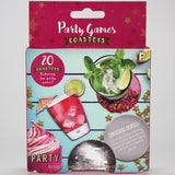 Party Game Coasters