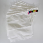 Set of 8 Mesh Produce Bags with Carry Bag