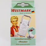 Westmark Bottle Opener & Closer