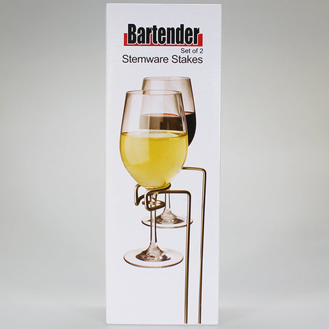 Stemware Stakes - Set of 2