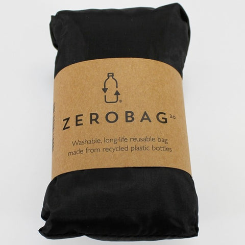 Zero Bag - Reusable Folding Bag - Midnight Oil