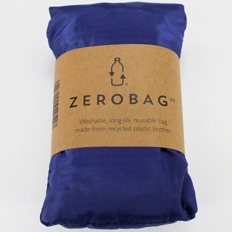 Zero Bag - Reusable Folding Bag - Purple Rain