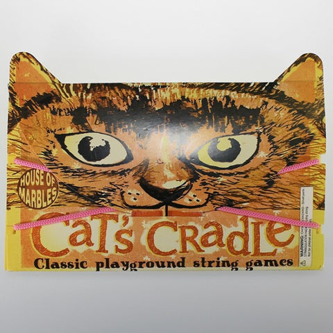 Cats Cradle Game - with Instructions