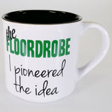 Boxed Mug - 'The Floordrobe...'