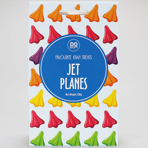 100g Boxed Jet Planes