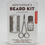 Gentleman's Beard Kit - Handy Tin