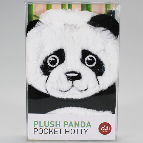 Plush Panda - Pocket Hotty