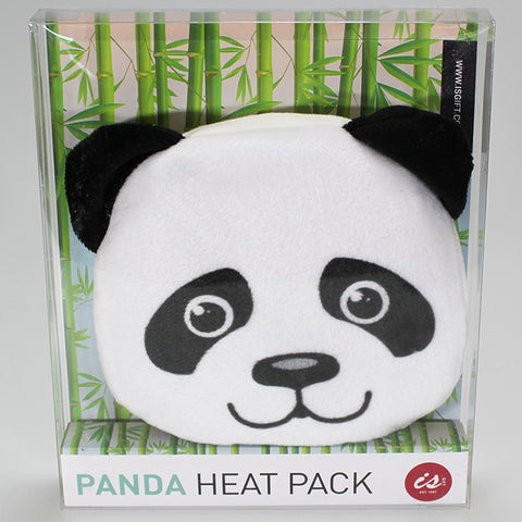 Plush Panda - Microwaveable Heat Pack