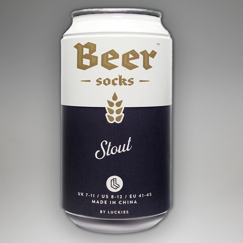 Beer Socks - Stout