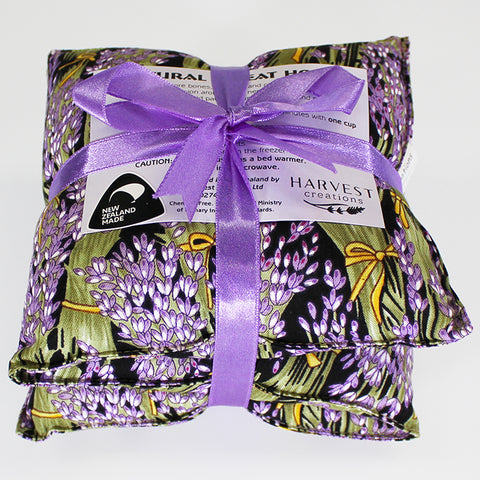 Long Wheat Bag - Lavender