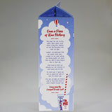 """Longest Drink in Town"" Milkshake Cups - Set of 4"