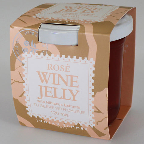 Rosé Wine Jelly - 120ml