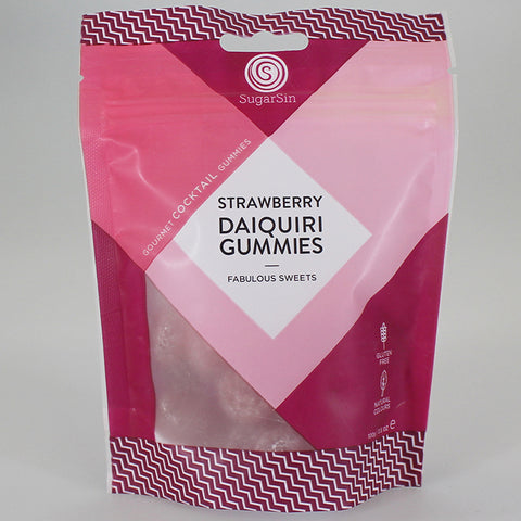 Strawberry Daiquiri Gummies 100g