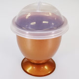 Copper Egg Boiler/Poacher Set