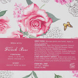'French Rose' Hand Cream 3-Pack