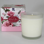 'French Rose' Soy Wax Candle