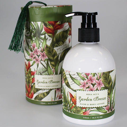 'Garden Breeze' Hand & Body Lotion Pump