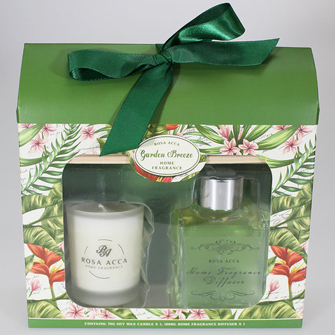 'Garden Breeze' Home Fragrance Set