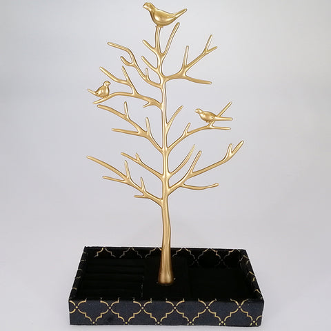 Jewellery Holder - Tree with Birds