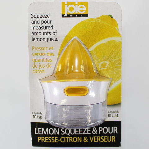 Lemon Squeezer and Pourer