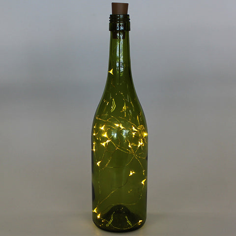 Cork LED Light String for Bottles