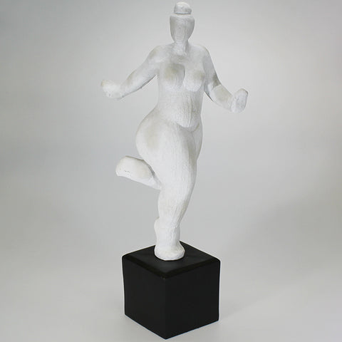 Lady Life Sculpture - Dance