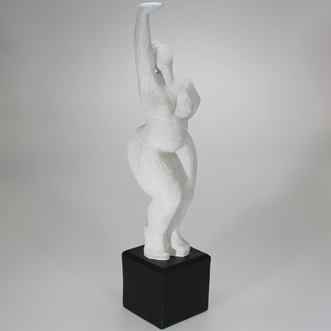 Lady Life Sculpture - Arm Up