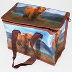 Highland Cow - Lunch Bag