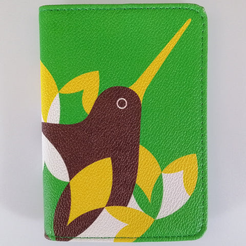 "Passport Holder - ""Iconic Kiwi"""