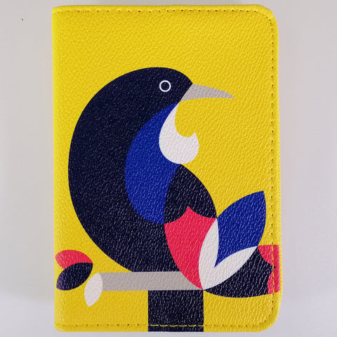 "Passport Holder - ""Iconic Tui"""