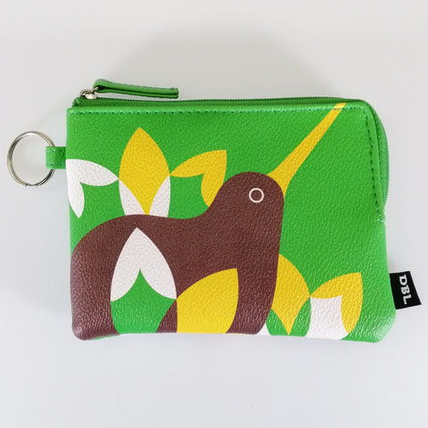 "Coin Purse - ""Iconic Kiwi"""