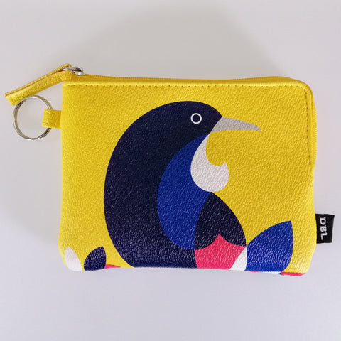 "Coin Purse - ""Iconic Tui"""