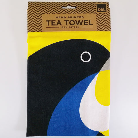 "Tea Towel - ""Iconic Tui"""