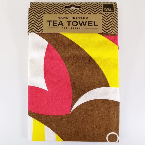 "Tea Towel - ""Iconic Fantail"""