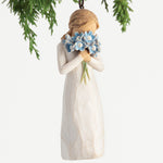 Willow Tree - Forget Me Not - Hanging Ornament