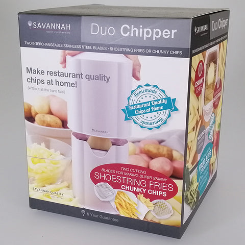 Duo Chipper - Make Chips and Shoestrings