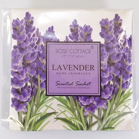 Drawer/Wardrobe Sachet - Lavender