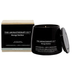 The Aromatherapy Company - Therapy Kitchen - Chef's Candle - Lemongrass, Lime & Bergamot