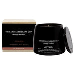 The Aromatherapy Company - Therapy Kitchen - Chef's Candle - Mandarin, Mint & Basil