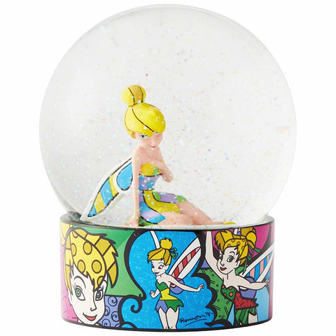 Britto - Disney - Tinkerbell Water Globe