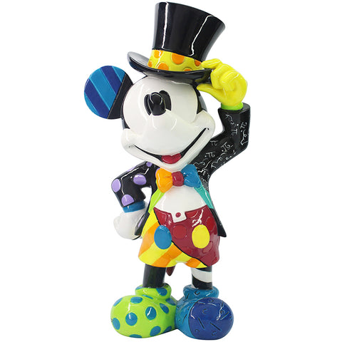 Britto - Disney - Mickey with Top Hat 20cm