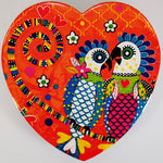 "Maxwell & Williams - Love Hearts ""Fan Club"" - Coaster"