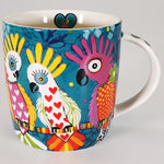 "Maxwell & Williams - Love Hearts ""Chatter Birds"" - Mug"