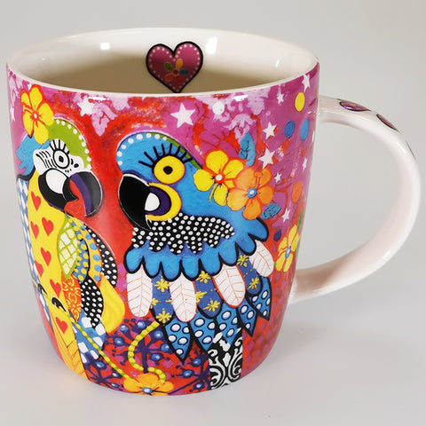 "Maxwell & Williams - Love Hearts ""Araras"" - Mug"