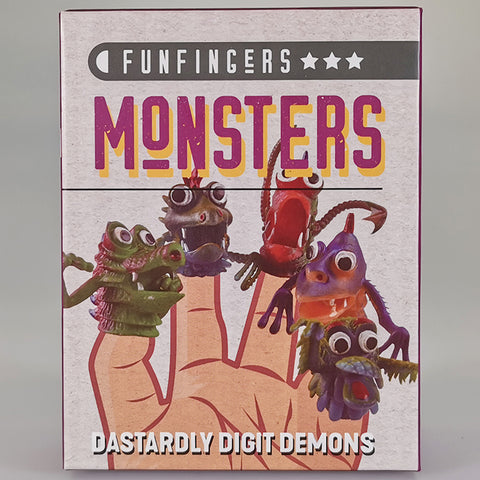 Funfingers - Monster Finger Puppets